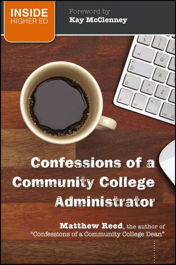 Reed Matthew Confessions of a Community College Administrator john f l s watson the confessions of a poacher