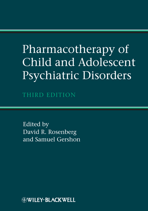 Gershon Samuel Pharmacotherapy of Child and Adolescent Psychiatric Disorders pediatric glaucoma and use of drainage implants