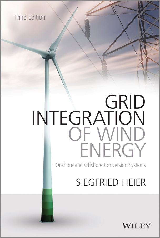 Фото - Siegfried Heier Grid Integration of Wind Energy. Onshore and Offshore Conversion Systems concise colour block and circle pattern design men s slippers