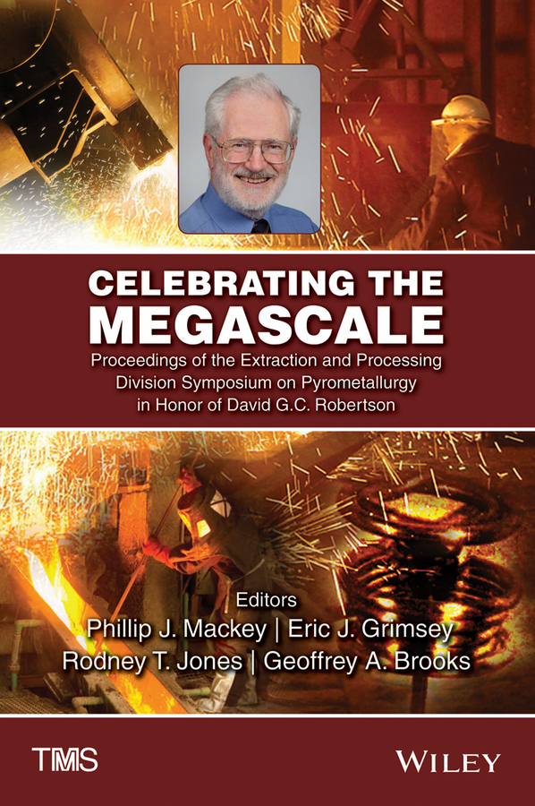 Rodney Jones T. Celebrating the Megascale. Proceedings of the Extraction and Processing Division Symposium on Pyrometallurgy in Honor of David G.C. Robertson все цены