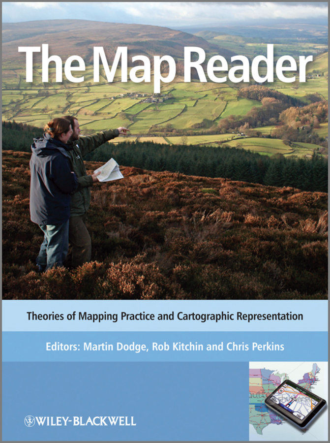 купить Martin Dodge The Map Reader. Theories of Mapping Practice and Cartographic Representation по цене 10953.6 рублей