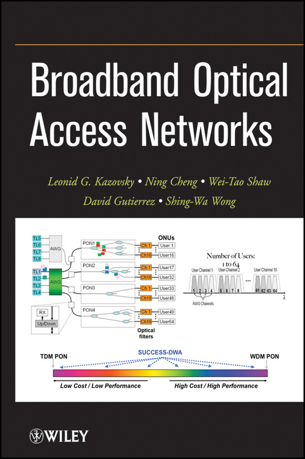 Ning Cheng Broadband Optical Access Networks next generation passive optical networks