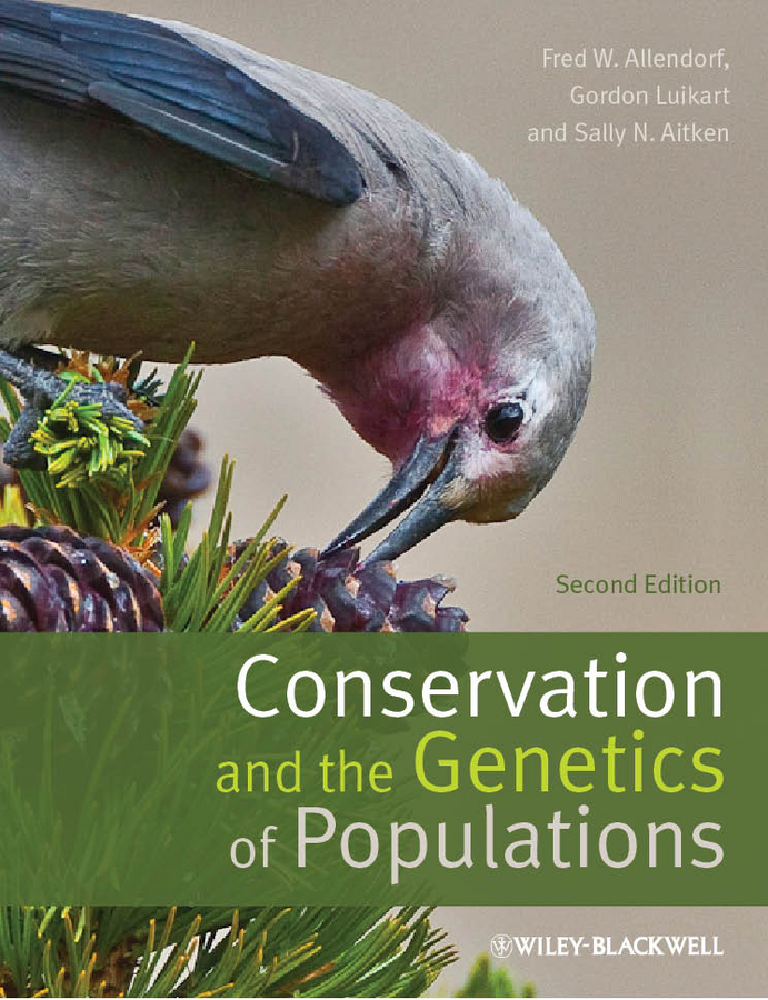 Sally Aitken N. Conservation and the Genetics of Populations все цены