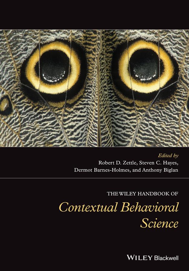 лучшая цена Dermot Barnes-Holmes The Wiley Handbook of Contextual Behavioral Science