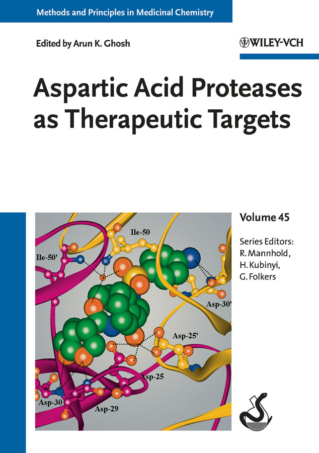 Hugo Kubinyi Aspartic Acid Proteases as Therapeutic Targets niels behrendt matrix proteases in health and disease