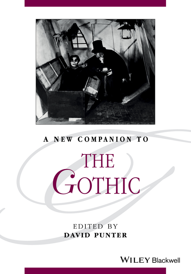 David Punter A New Companion to The Gothic цена
