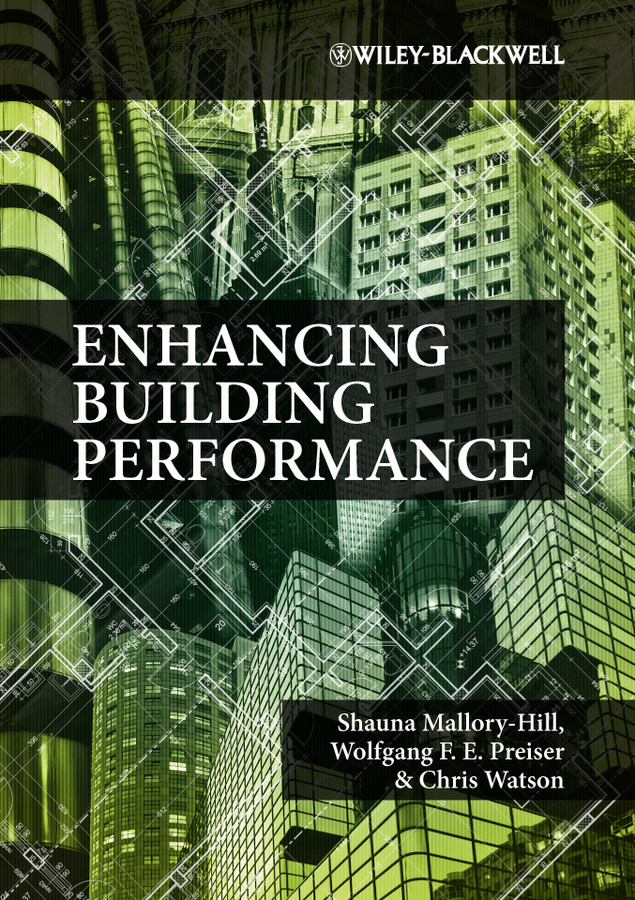 Shauna Mallory-Hill Enhancing Building Performance недорго, оригинальная цена