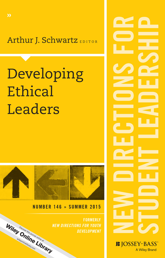 Arthur Schwartz J. Developing Ethical Leaders. New Directions for Student Leadership, Number 146 scorekeeping thick ethical concepts