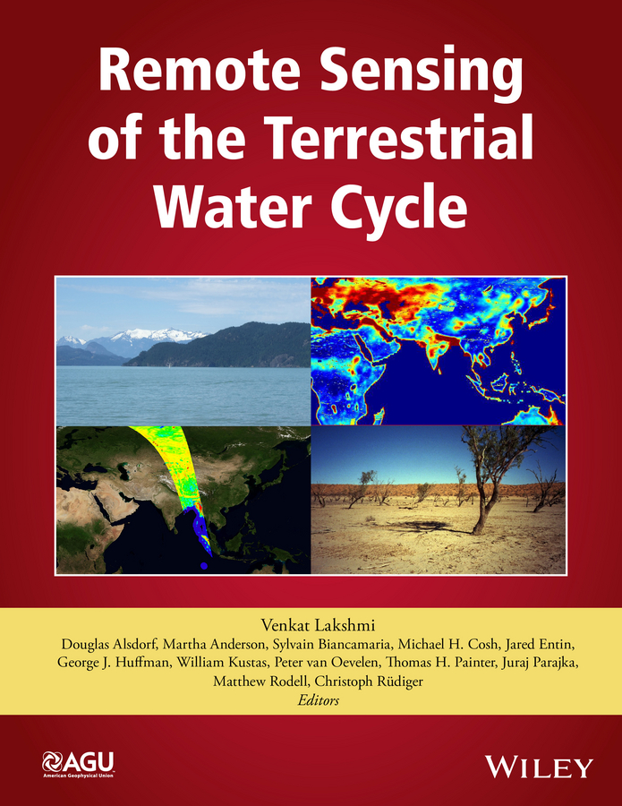 Venkataraman Lakshmi Remote Sensing of the Terrestrial Water Cycle extraction of single class from remote sensing image using wavelet