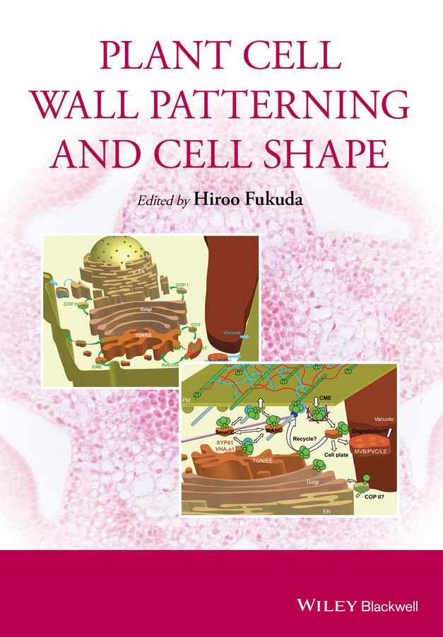 Hiroo Fukuda Plant Cell Wall Patterning and Cell Shape jocelyn rose k c annual plant reviews the plant cell wall