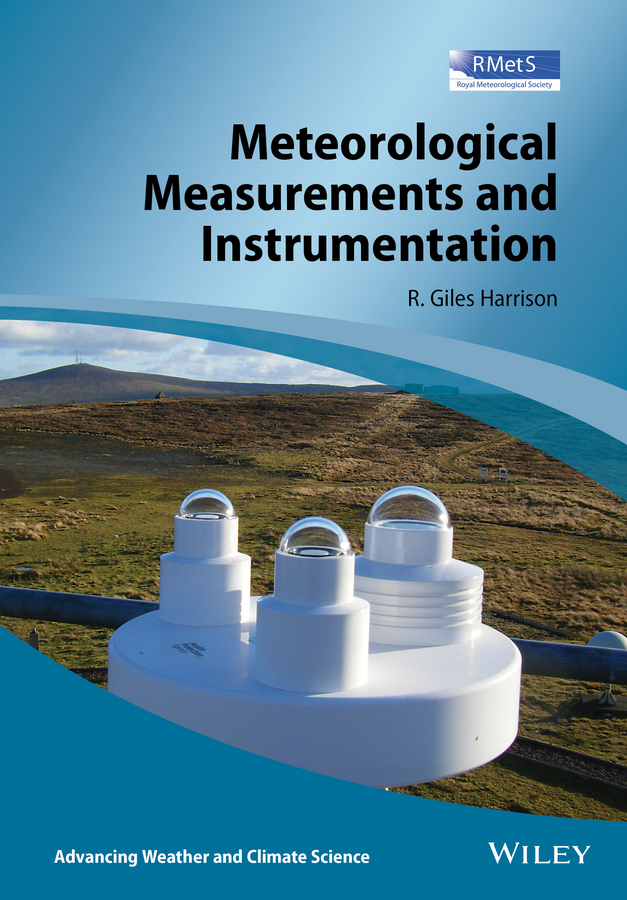 Giles Harrison Meteorological Measurements and Instrumentation atmospheric monitoring with arduino