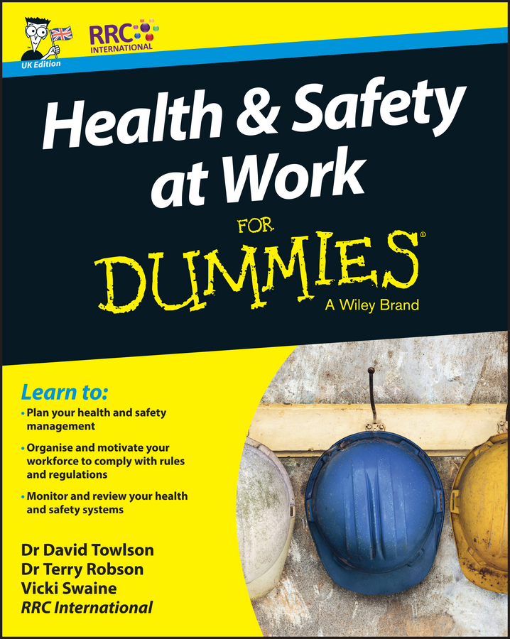 RRC Health and Safety at Work For Dummies