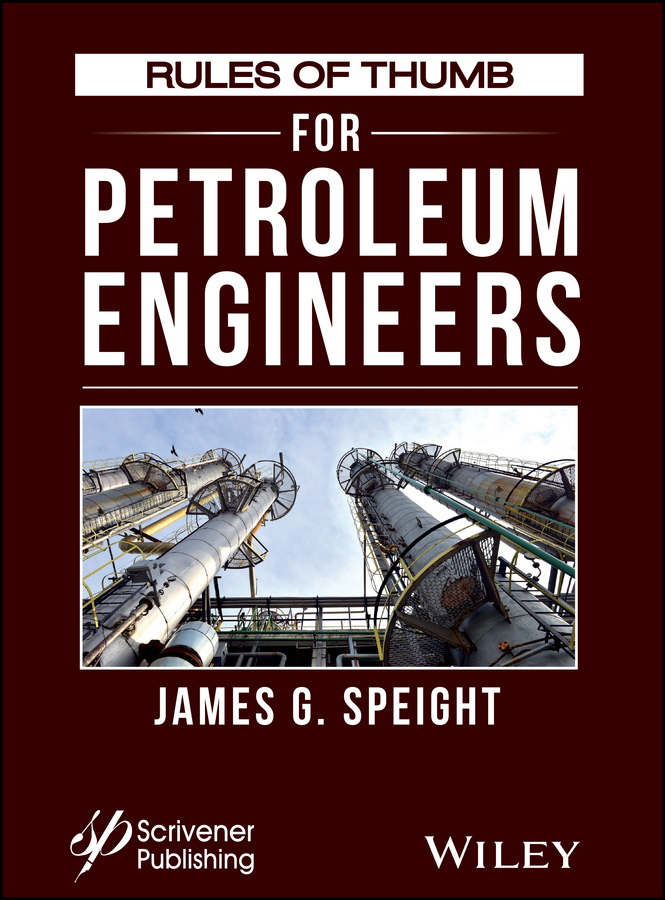 James Speight G. Rules of Thumb for Petroleum Engineers egyptian petroleum crude oils