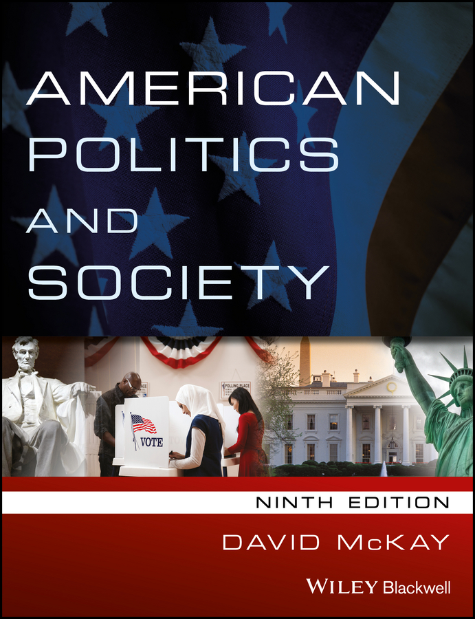 David McKay American Politics and Society