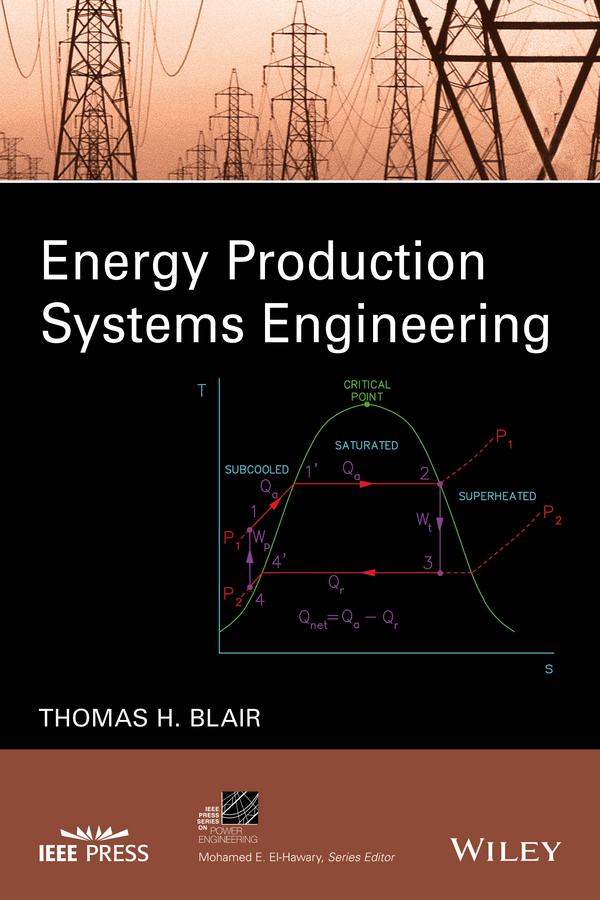 Thomas Blair Howard Energy Production Systems Engineering