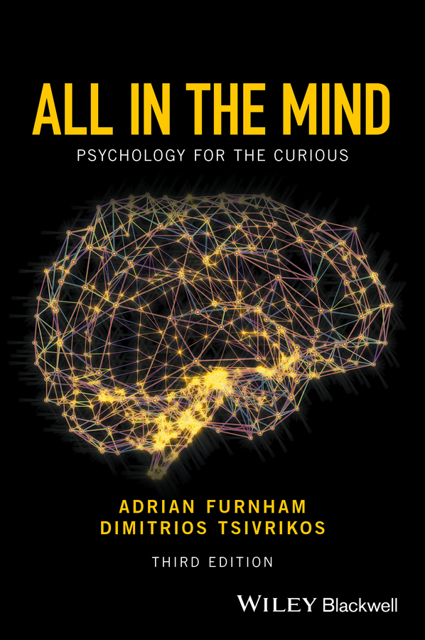 Adrian Furnham All in the Mind. Psychology for the Curious короткая куртка tailoring in mind