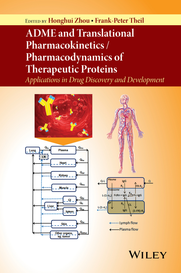 Honghui Zhou ADME and Translational Pharmacokinetics / Pharmacodynamics of Therapeutic Proteins. Applications in Drug Discovery and Development