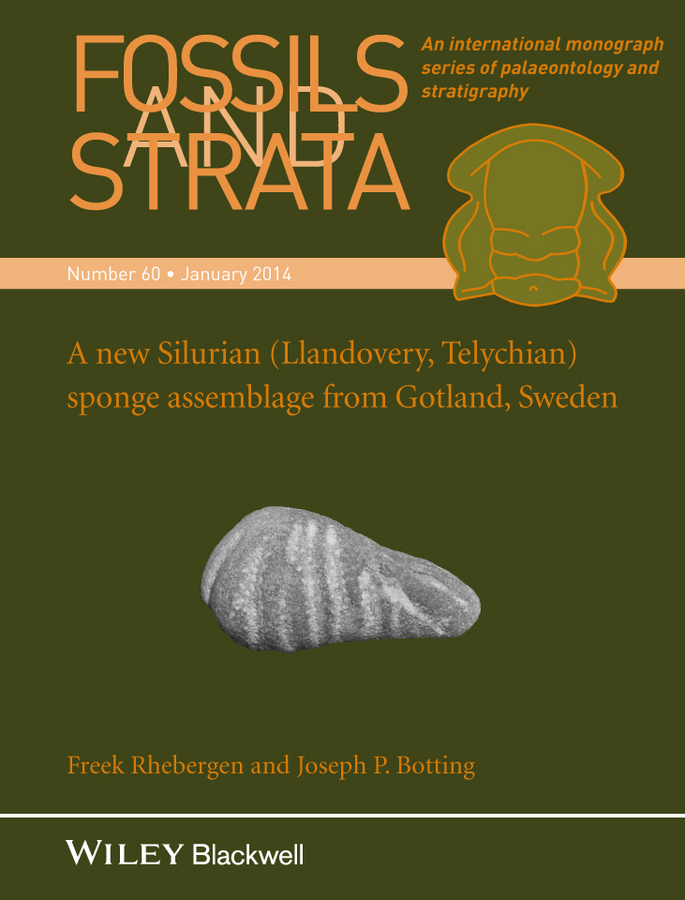 Freek Rhebergen A New Silurian (Llandovery, Telychian) Sponge Assemblage from Gotland, Sweden detailed morphology of two species of phthiraptera from pakistan