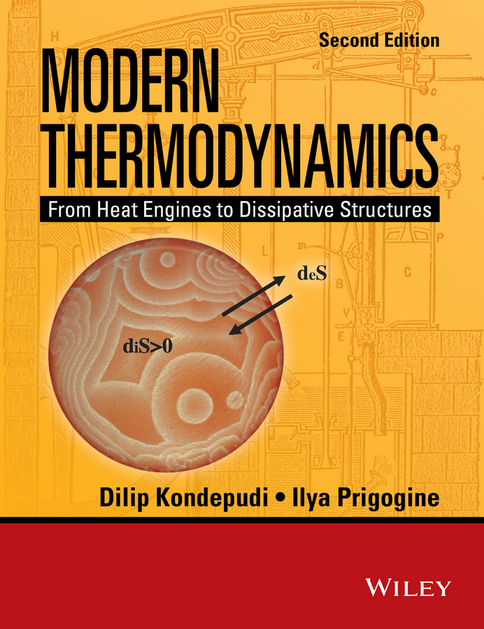 Ilya Prigogine Modern Thermodynamics. From Heat Engines to Dissipative Structures s a reeve the thermodynamics of heat engines