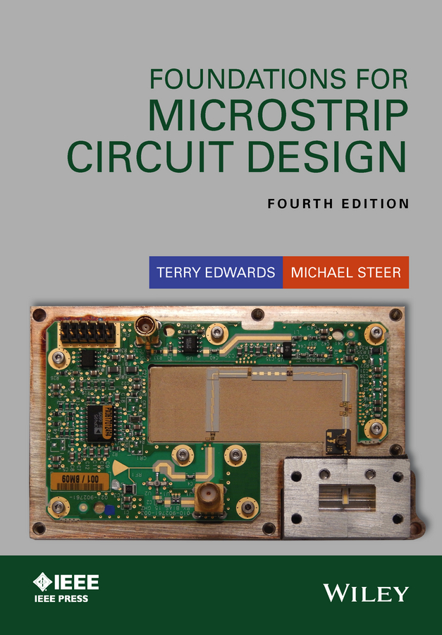 цена на Terry Edwards C. Foundations for Microstrip Circuit Design