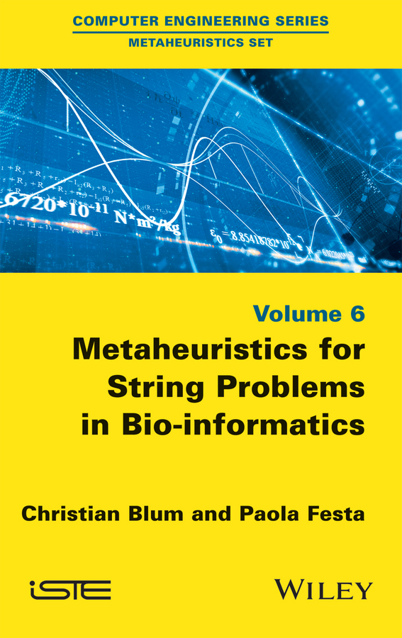 Christian Blum Metaheuristics for String Problems in Bio-informatics nesaratnam alwar optimization of dna concentration in rapd fingerprinting of phytophthora infestans