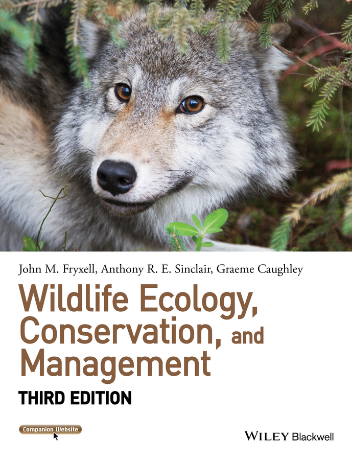 Graeme Caughley Wildlife Ecology, Conservation, and Management mohammad baydoun ecotourism