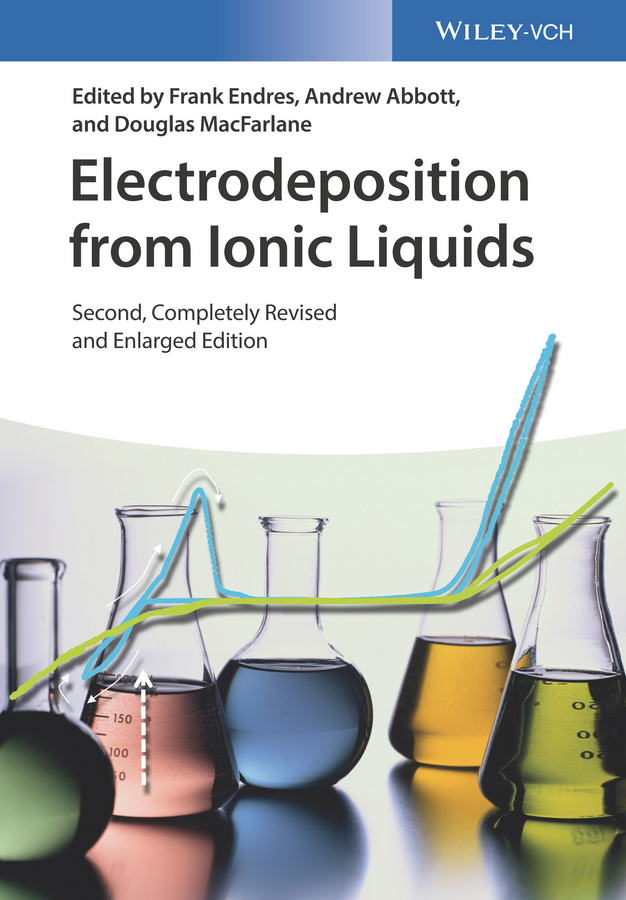 Andrew Abbott Electrodeposition from Ionic Liquids natalia plechkova v ionic liquids completely uncoiled critical expert overviews
