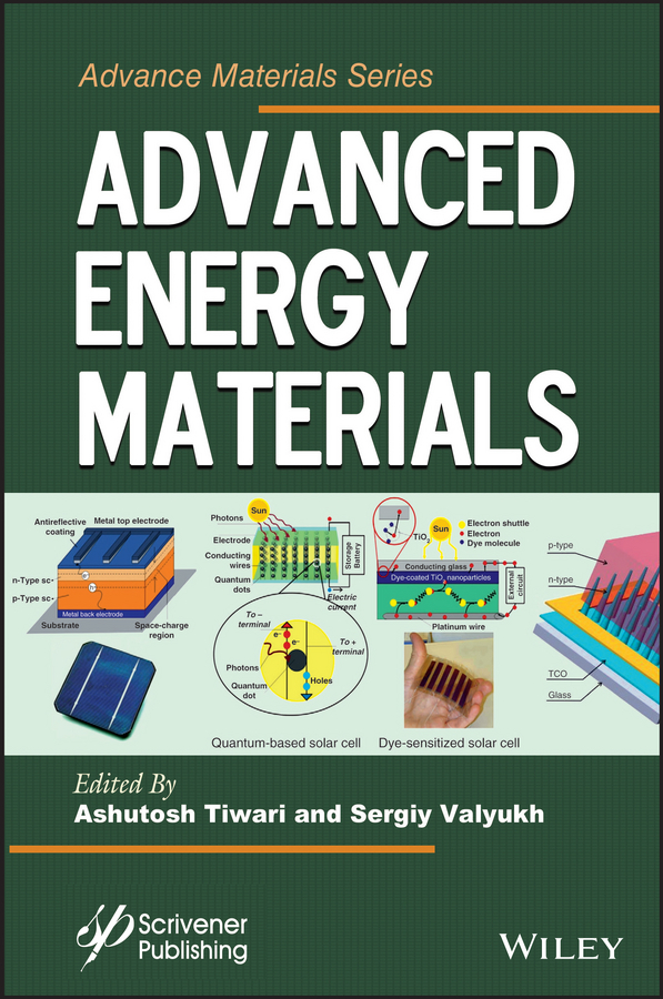 Ashutosh Tiwari Advanced Energy Materials цены