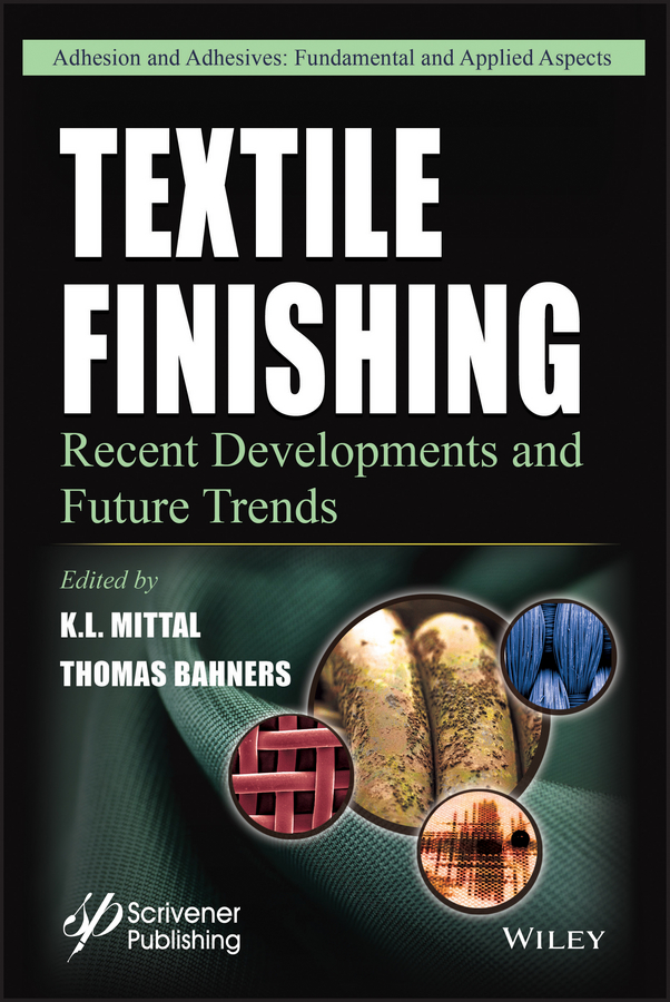Фото - Thomas Bahners Textile Finishing. Recent Developments and Future Trends the story of colour in textiles