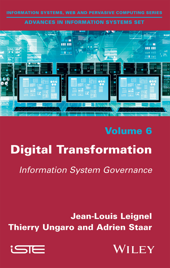 Jean-Louis Leignel Digital Transformation. Information System Governance свитшот sela sela se001egurx82