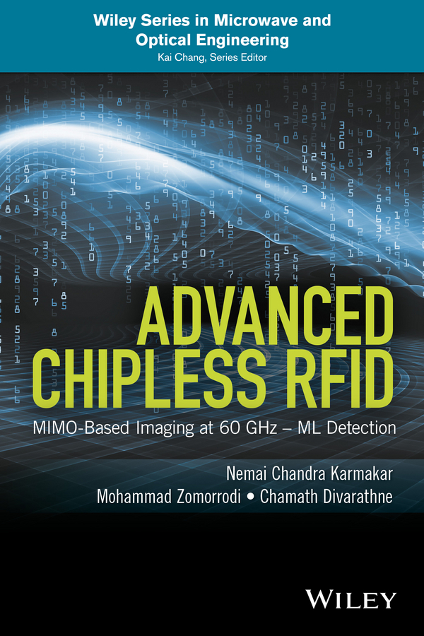 лучшая цена Mohammad Zomorrodi Advanced Chipless RFID. MIMO-Based Imaging at 60 GHz - ML Detection