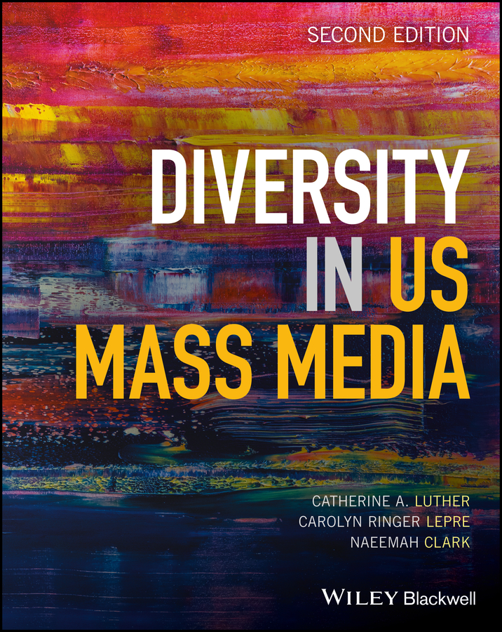 Naeemah Clark Diversity in U.S. Mass Media ostin бобмер на молнии