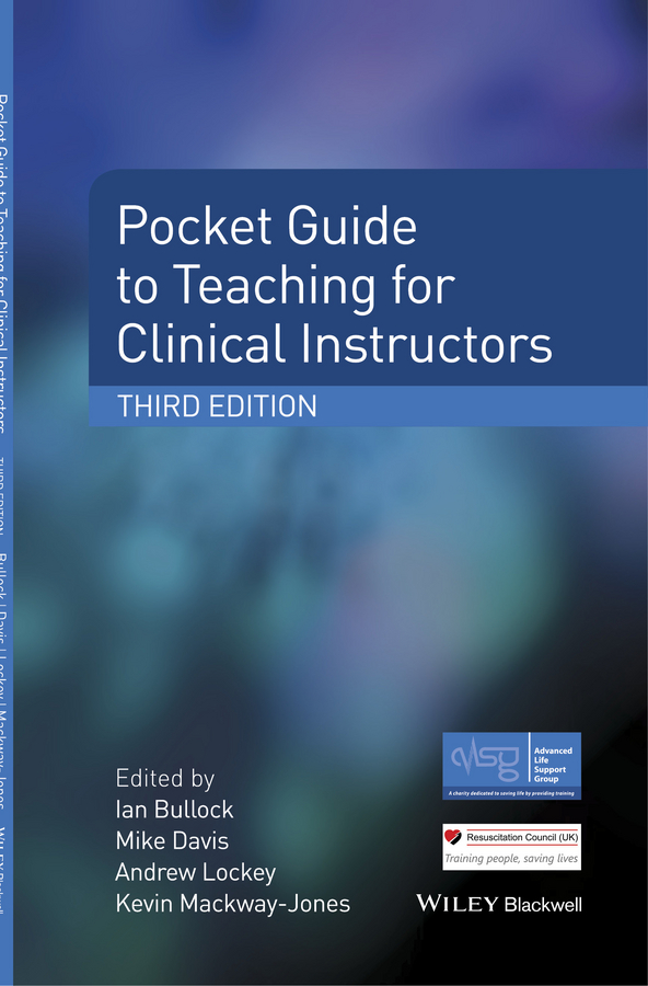 Mike Davis Pocket Guide to Teaching for Clinical Instructors steve slavin geometry a self teaching guide