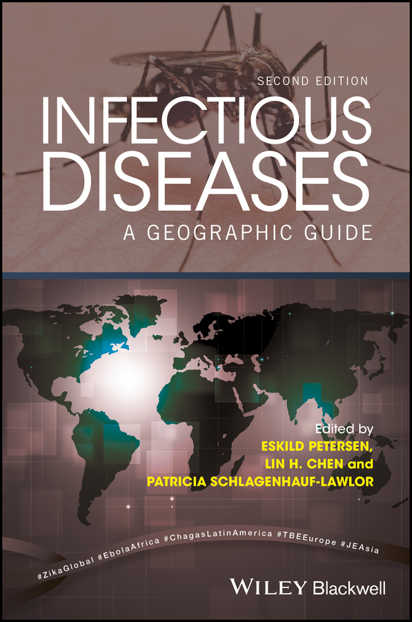 лучшая цена Eskild Petersen Infectious Diseases. A Geographic Guide