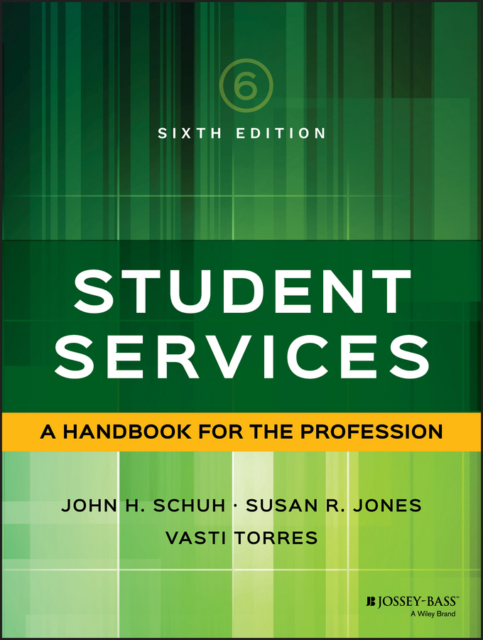 Vasti Torres Student Services. A Handbook for the Profession