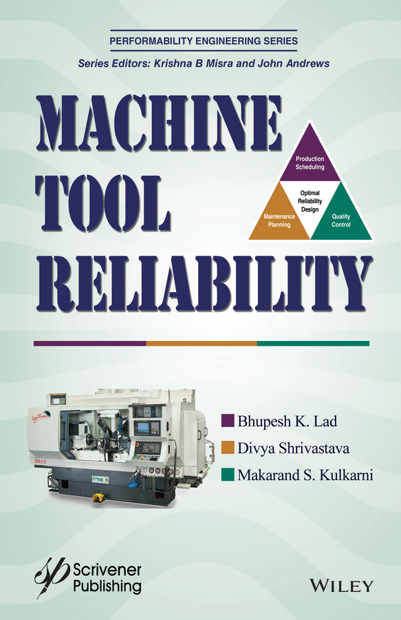 Divya Shrivastava Machine Tool Reliability microgrid architectures and maintenance