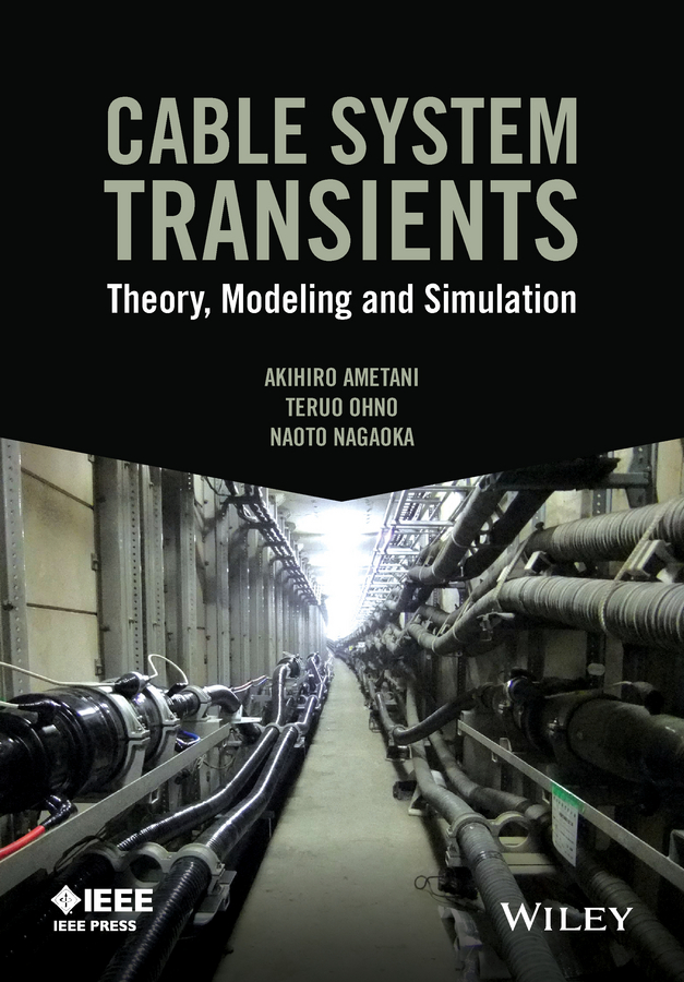 Akihiro Ametani Cable System Transients. Theory, Modeling and Simulation цена