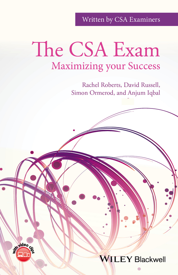 Фото - Rachel Roberts The CSA Exam. Maximizing your Success лонгслив the kravets the kravets mp002xw194rv