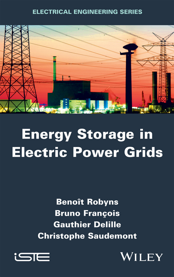 Benoit Robyns Energy Storage in Electric Power Grids