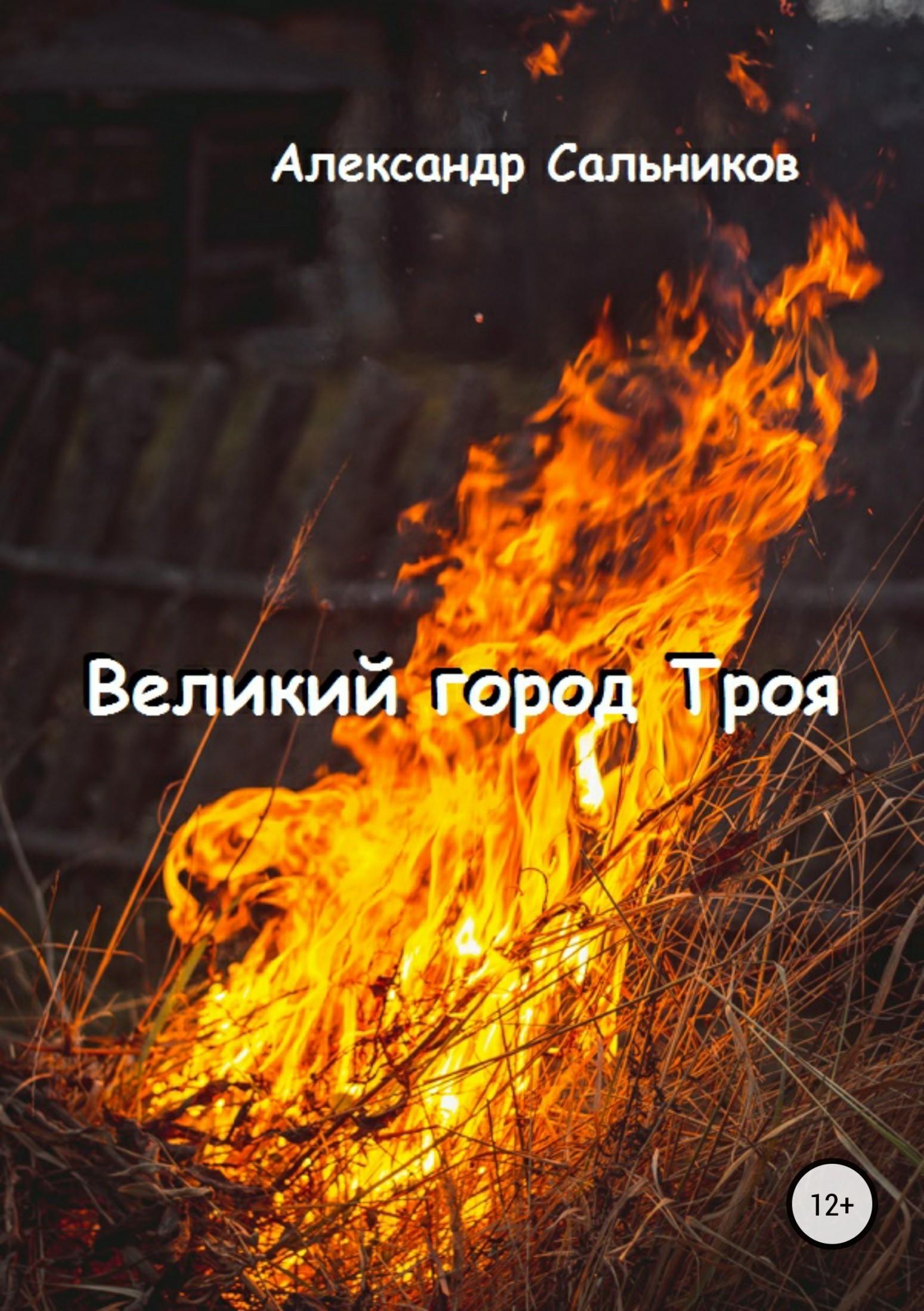 Александр Аркадьевич Сальников Великий город Троя