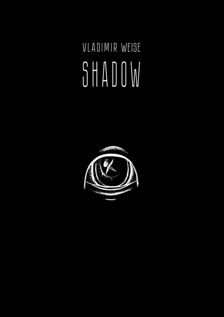 Vladimir Weise Shadow свитшот print bar metal is the new black