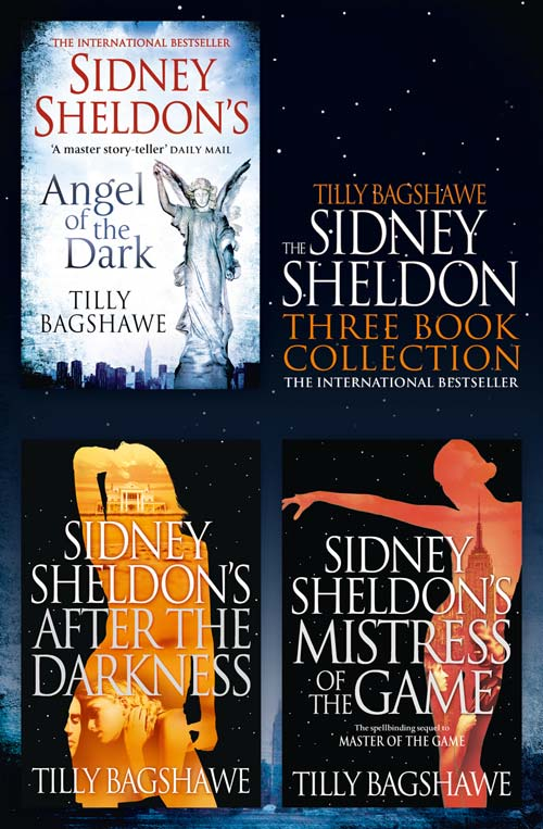 Сидни Шелдон Sidney Sheldon & Tilly Bagshawe 3-Book Collection: After the Darkness, Mistress of the Game, Angel of the Dark the left hand of darkness