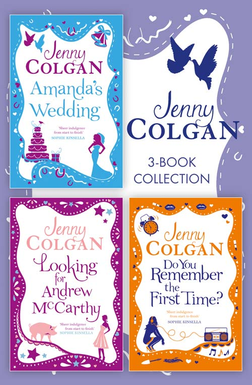 Jenny Colgan Jenny Colgan 3-Book Collection: Amanda's Wedding, Do You Remember the First Time?, Looking For Andrew McCarthy andrew lee cubs time