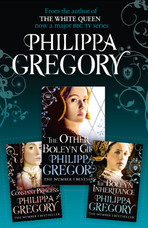 Philippa Gregory Philippa Gregory 3-Book Tudor Collection 1: The Constant Princess, The Other Boleyn Girl, The Boleyn Inheritance henry brougham letter to the queen on the state of the monarchy