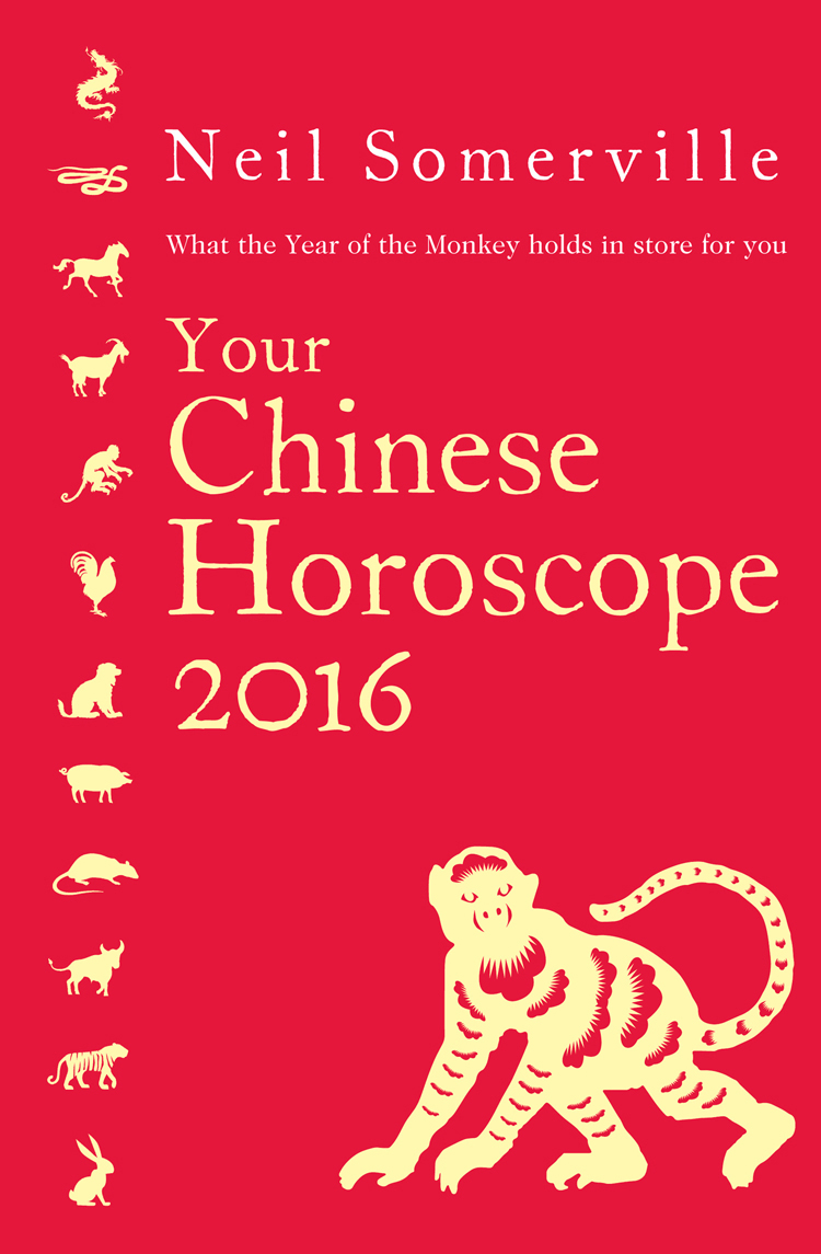 Neil Somerville Your Chinese Horoscope 2016: What the Year of the Monkey holds in store for you the year of the virgins