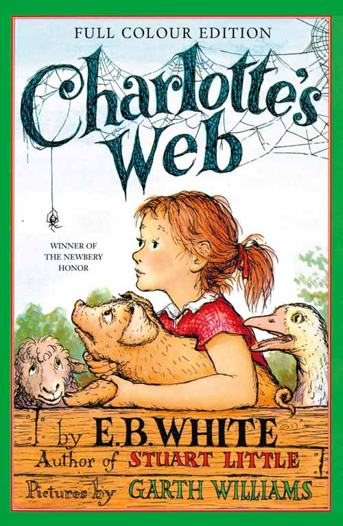 Garth Williams Charlotte's Web baxter the pig who wanted to be kosher
