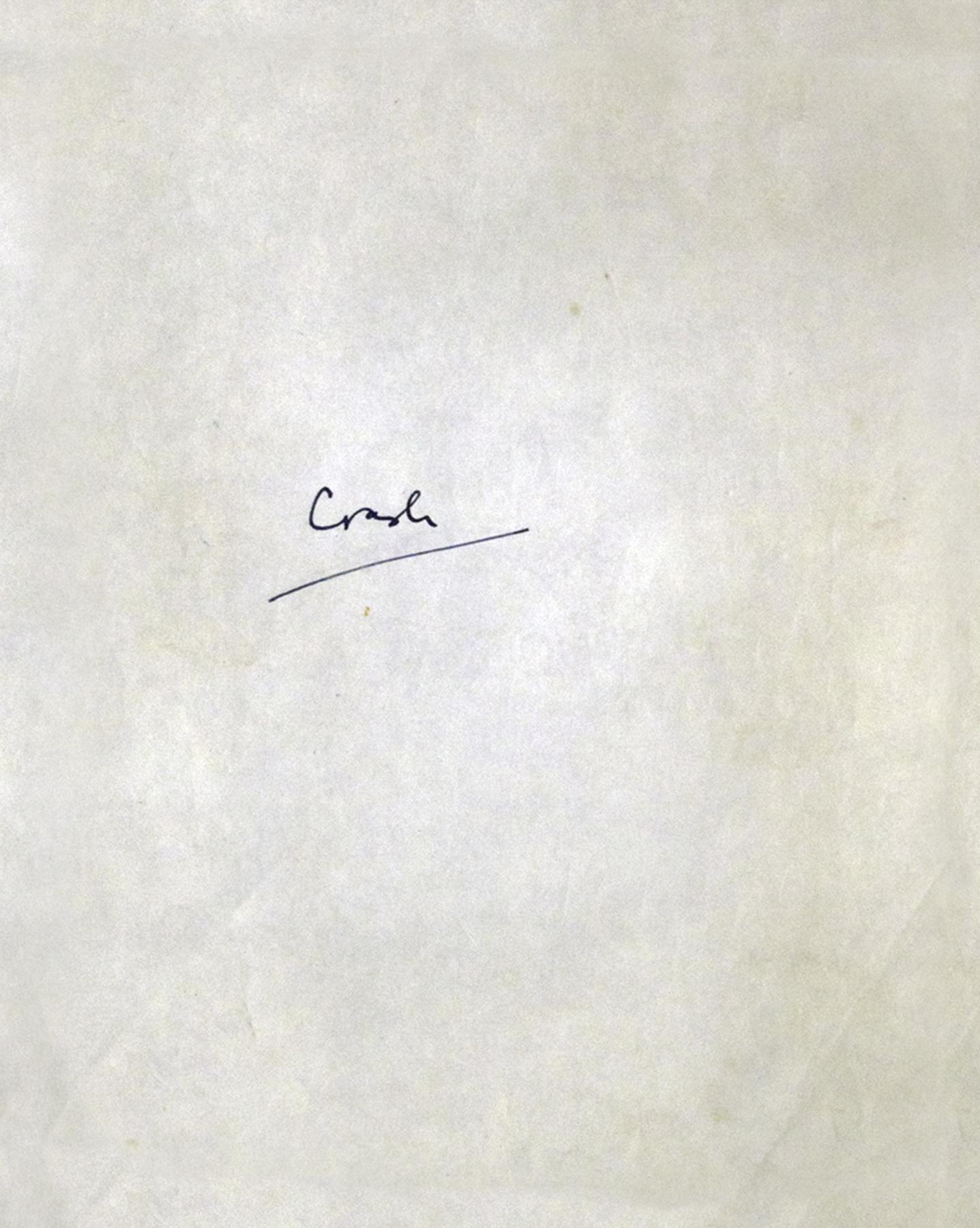 Chris Beckett Crash: The Collector's Edition nunn h p v henry preston vaughan a short syntax of new testament greek
