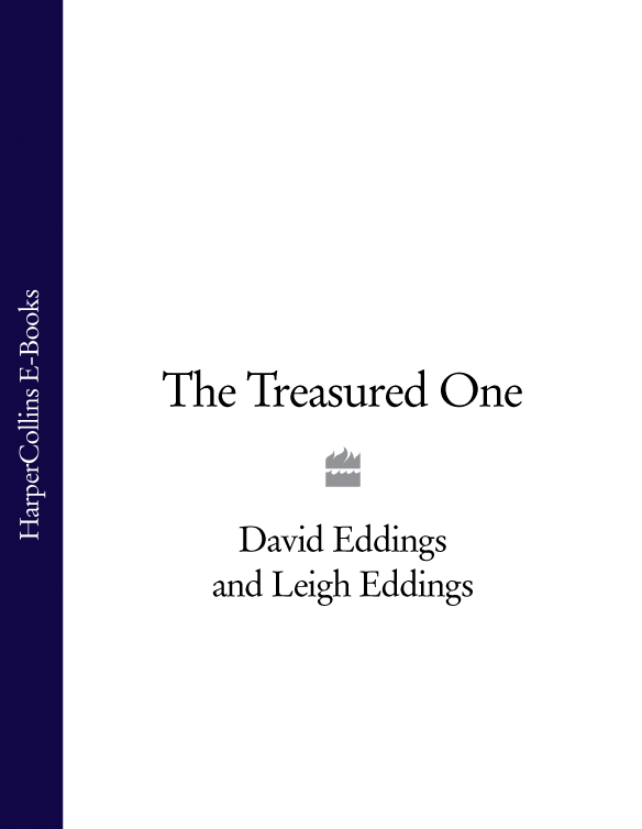 лучшая цена David Eddings The Treasured One