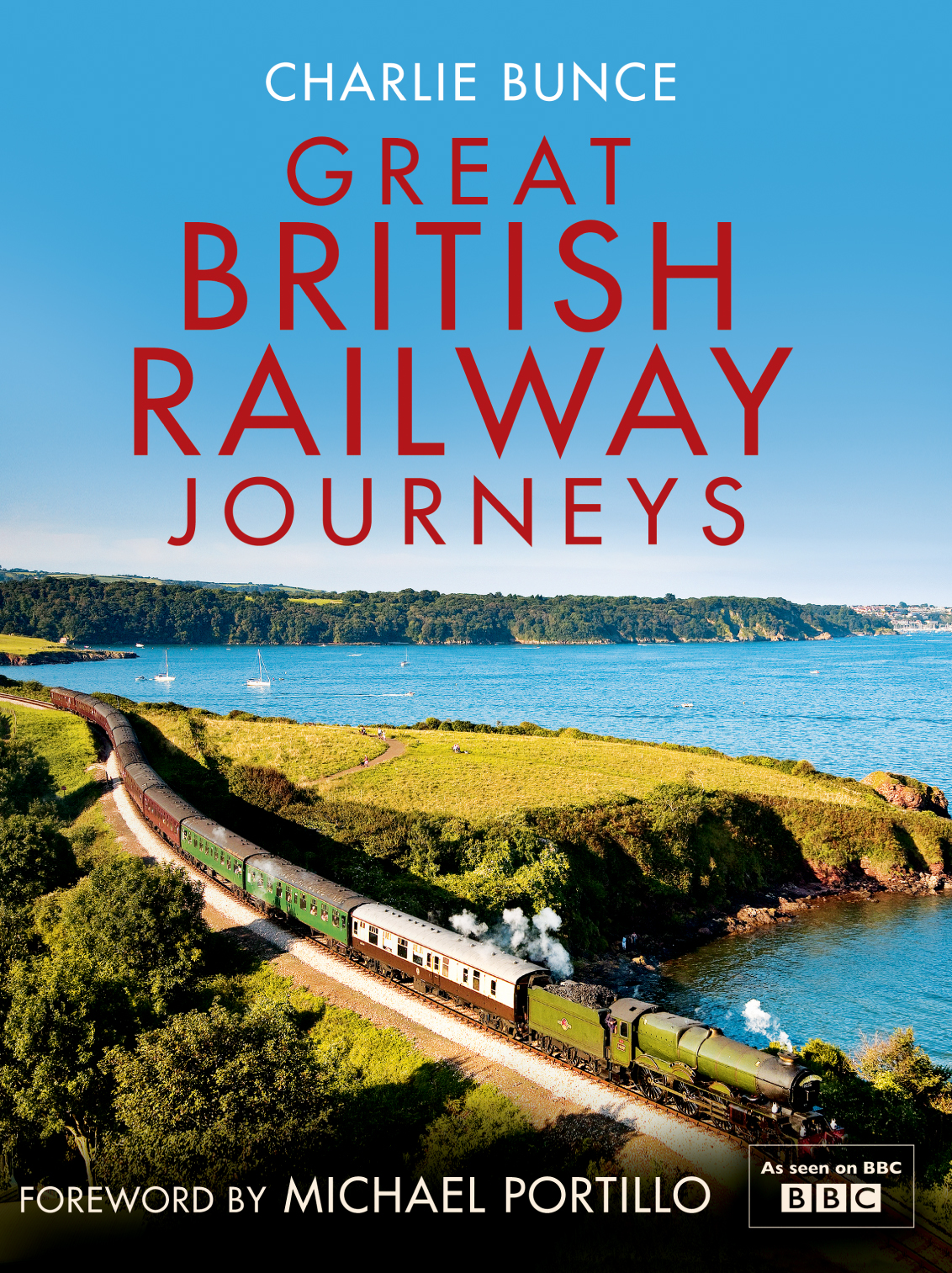 Michael Portillo Great British Railway Journeys