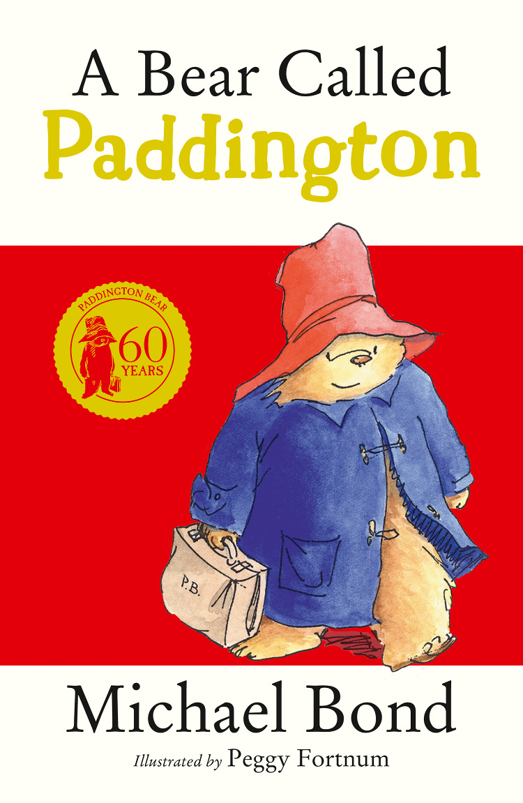 Michael Bond A Bear Called Paddington paddington the original paddington adventure